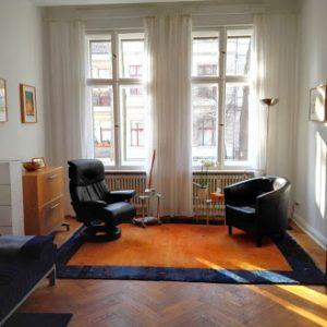Psychologischer Psychotherapeut Verhaltenstherapie Berlin